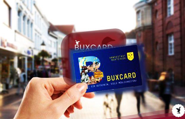 Die BUXCard