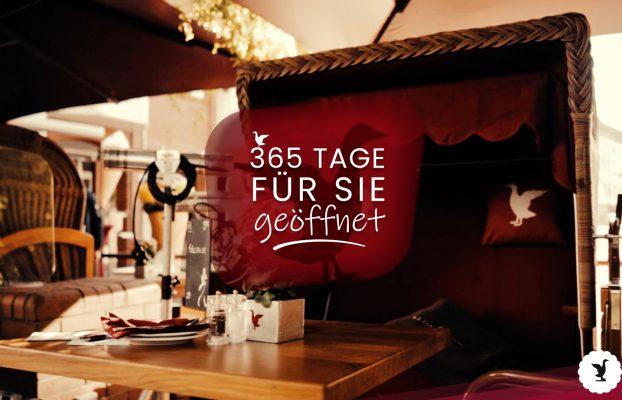 365 Tage im Jahr